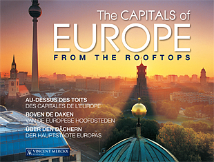 The Capitals of Europe From the Rooftops