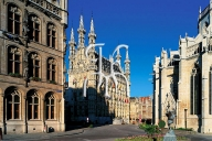 LOUVAIN, The City Hall