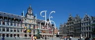 La grand-place d'ANVERS