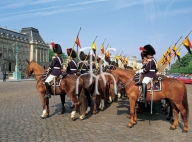 BRUSSELS, the Royal Guard